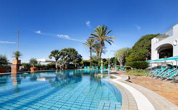 Hotel Ischia 4 Stelle Sulla Spiaggia Dei Maronti Con Terme E Spa