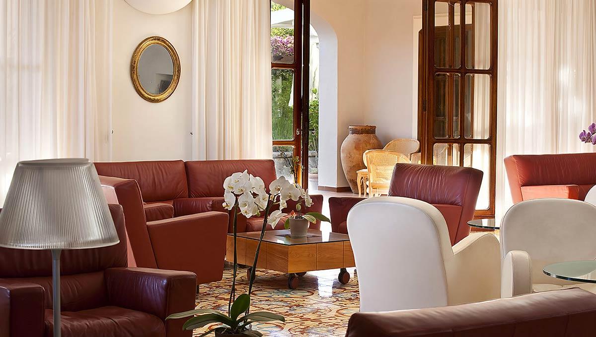 4-Sterne Hotel Ischia direkt am Marontistrand mit Thermen ...