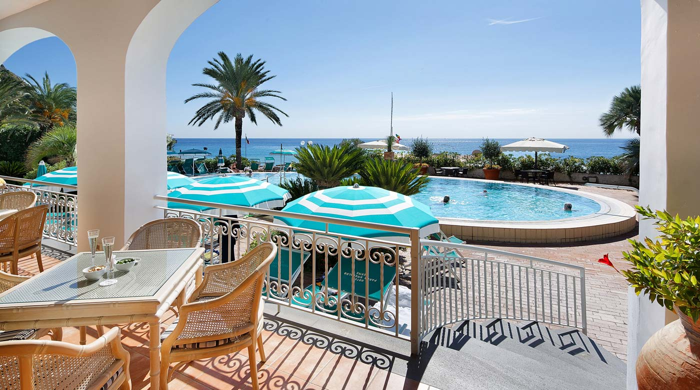 4 Stars Hotel Ischia At Maronti Beach With Thermal Spa